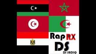 rap remix  DJ-Sadiq ) maroc.egypt .alger.tunisie.libya