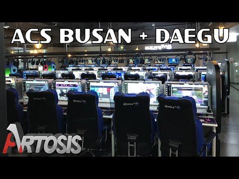 Artosis ACS Tournament Replay Review - Busan + Daegu