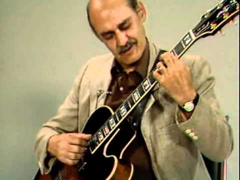 Joe Pass - Solo Jazz Guitar DVD (2006)