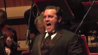 "high E !! tenor Michael Spyres / Donizetti * Les Martyrs _  Act III ""Oui, j'irai dans les temples"""