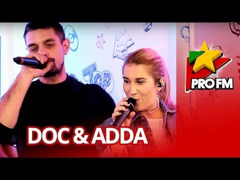 DOC feat. ADDA - Ceai | ProFM LIVE Session