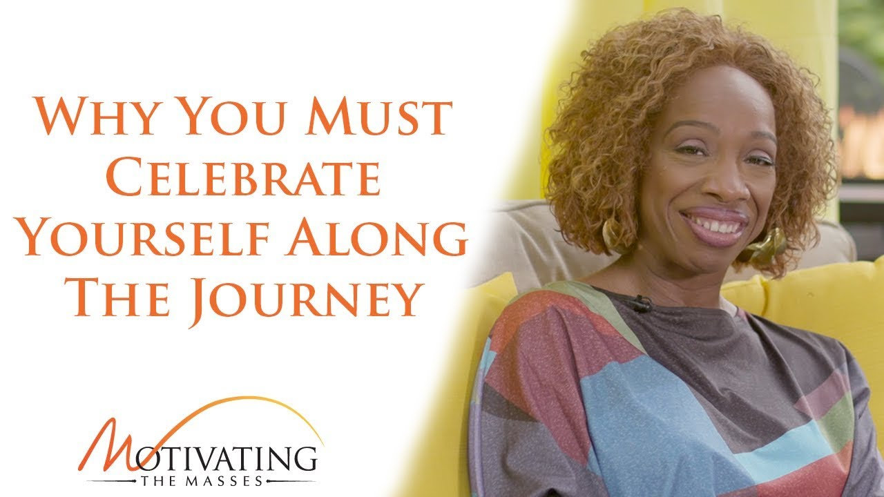 Lisa Nichols - Why You Must Celebrate Yourself Along The Journey