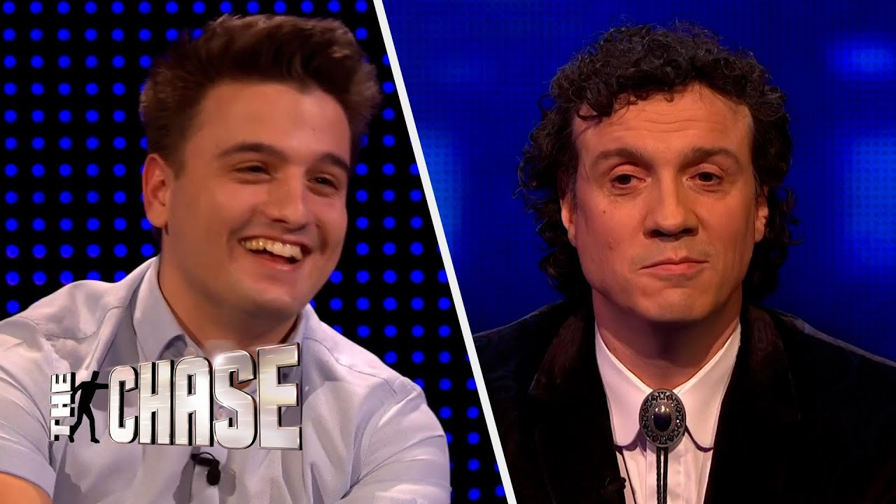 Download Eden BEATS Darragh In Spectacular £75,000 Single-Person Final Chase   The Chase