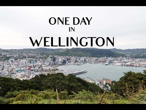 One day in Wellington