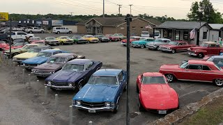 Muscle Car Lot Hot Rods Maple Motors 5-19-19 Inventory Update
