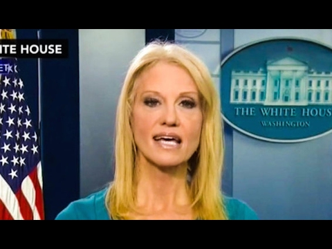 Kellyanne Conway Turns News Into Ivanka Commercial