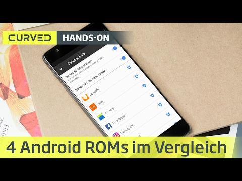 Alternative Android ROMS im Vergleich: LineageOS, Resurrection Remix, TugaPower ROM und FreedomOS