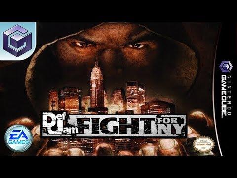 Longplay Of Def Jam: Fight For NY