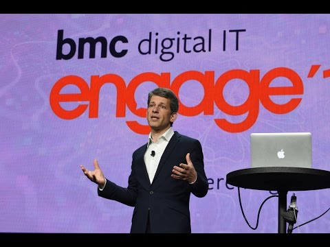 BMC Engage 2016, Day One – David Rowan, Editor-in-Chief, Wired UK