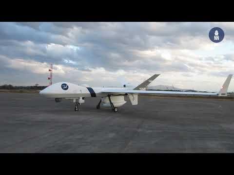 MQ-9B SeaGuardian UAV Demonstrations  with Japan Coast Guard