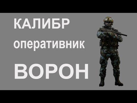 КАЛИБР-Оперативник Ворон (накаркаем врагам несчастья)