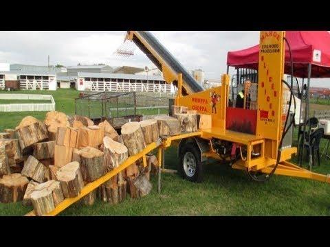 Dangerous Homemade Firewood