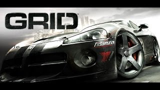 Race Driver Grid 4K Gameplay