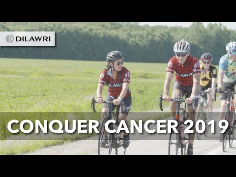 Dilawri And The Ride To Conquer Cancer 2019