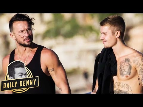 Justin Bieber Shuts Down Reports That Church Played A Role In Tour Cancellation | Daily Denny