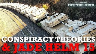 Jesse Ventura on Conspiracy Theories and Jade Helm 15 | Jesse Ventura Off The Grid - Ora TV
