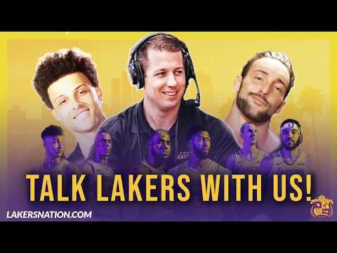 Lakers Returning To Training, Kyle Kuzma Hate, Sports World Wakes Up