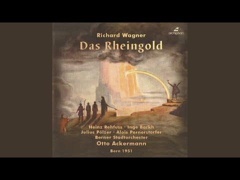 Das Rheingold: Scene 4: Weiche, Wotan, Weiche! Flieh' Des Ringes Fluch! (Erda, Wotan)