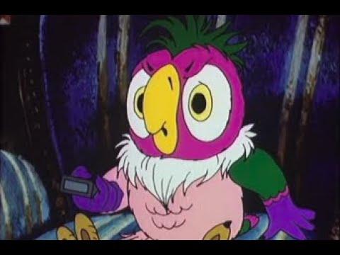 Попугай Кеша. Король Полливуда. Игра мультик часть 1