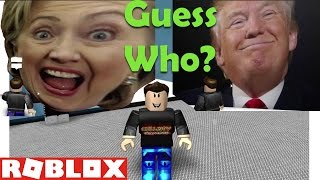 ROBLOX: CAN YOU GUESS THE FAMOUS CHARACTERS? PEOPLE, LOGOS, & ANIMALS | COLLINTV GAMING