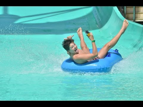 WATERBOM BALI | GOPRO HD | 2nd LARGEST WATERPARK IN THE WORLD!