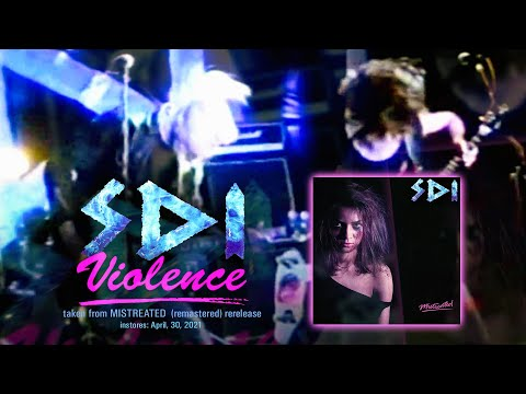 SDI - Violence (official remastered video)