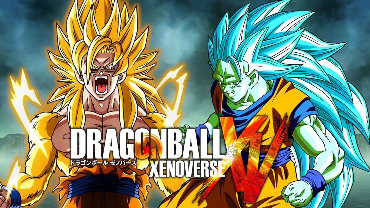 Dragon ball vs naruto 7