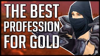Classic WoW BEST PROFESSIONS For Making Gold Early
