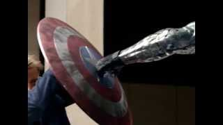 The winter soldier extended  theme