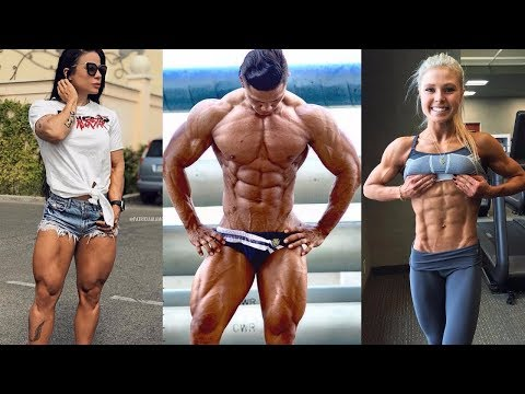 CRAZY STRONG WORKOUTS 2018 (FITNESS MOTIVATION)