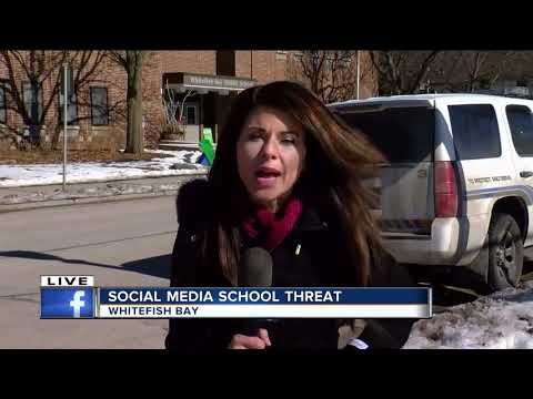 Parents Taking Precautions After Alleged Snapchat Threat At Whitefish Bay Middle School