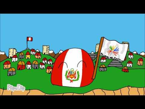HISTORIA PERU COUNTRYBALLS