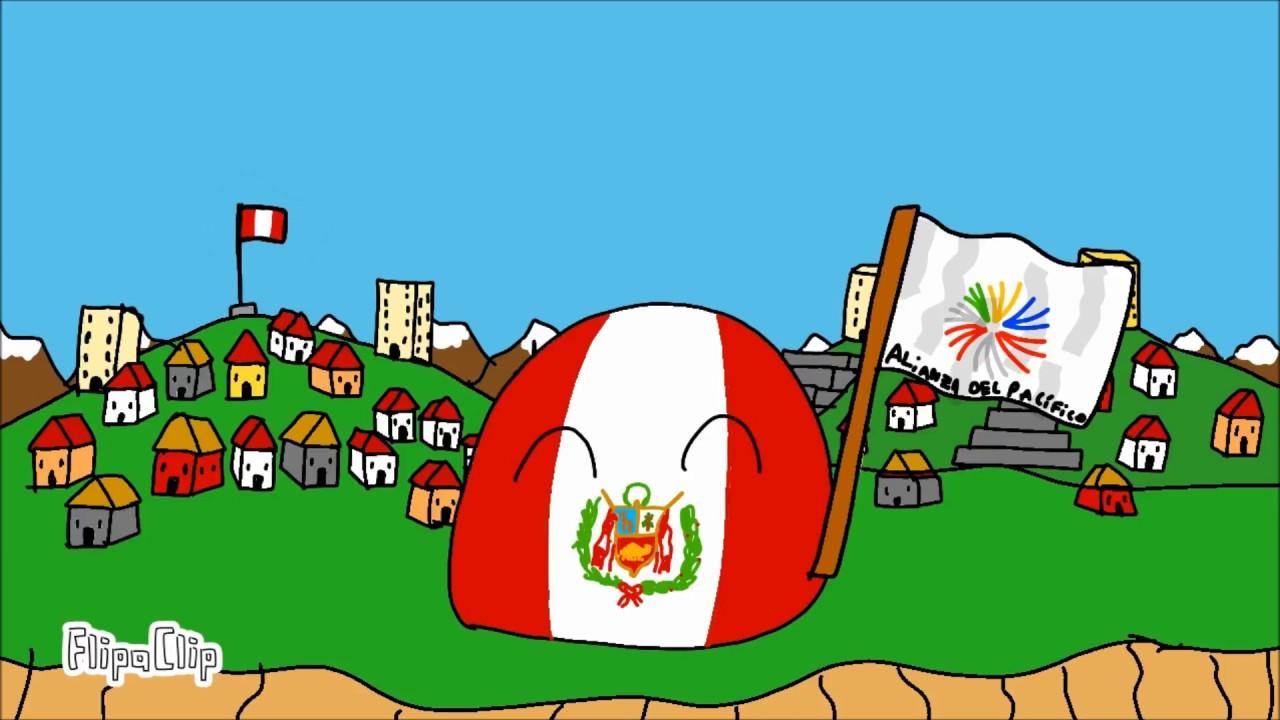 El Partido Olvidado De Peru Y Nazi Parte 1 Countryballs