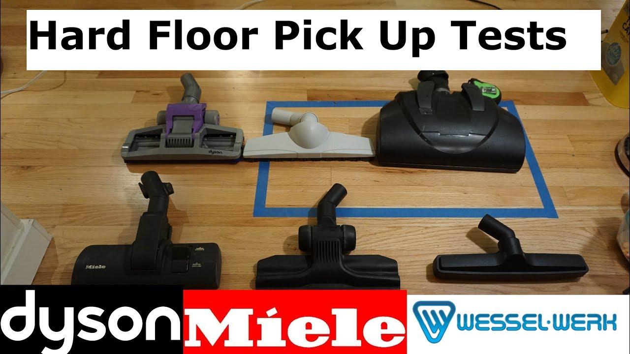 Bare Floor Vacuum Attachment Pick Up