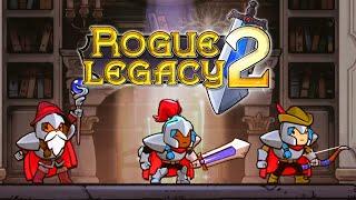РОГ ЛЕГАСИ 2 ► Rogue Legacy 2 обзор
