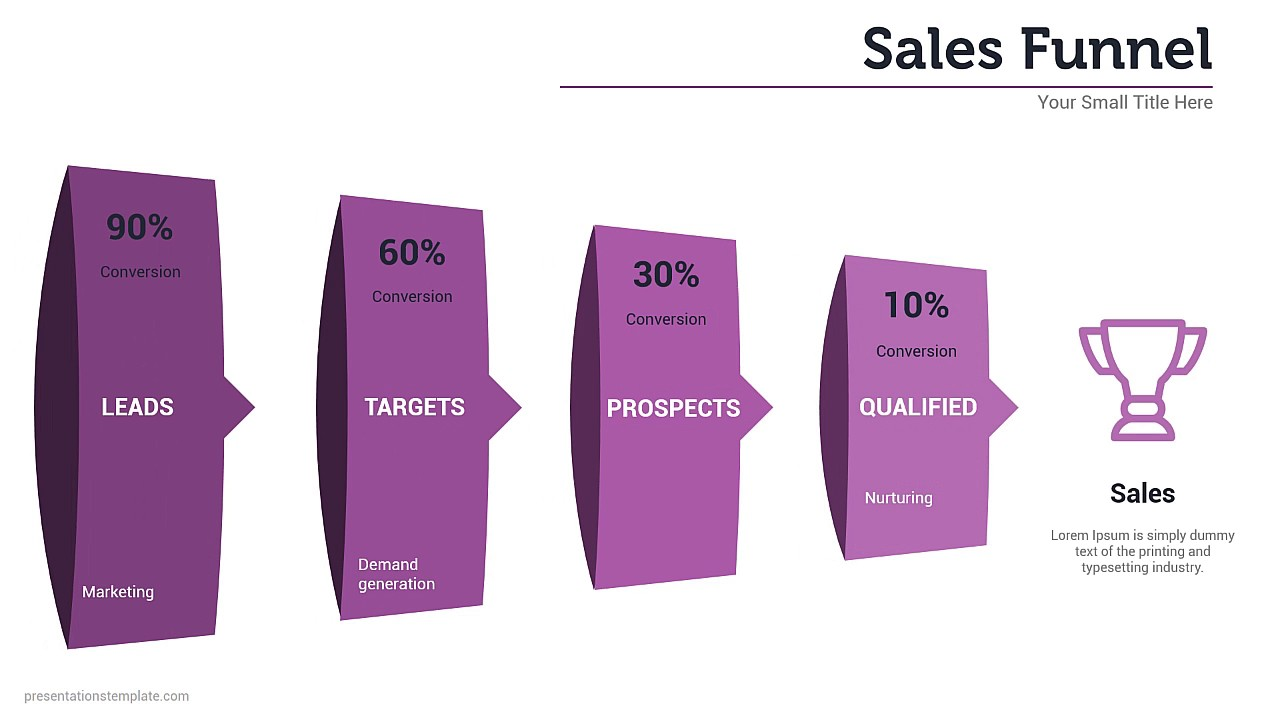 Sales Pitch Presentation Powerpoint