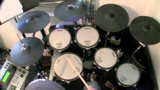 Fortunate Son - Creedence Clearwater Revival (Drum Cover) drumless track used