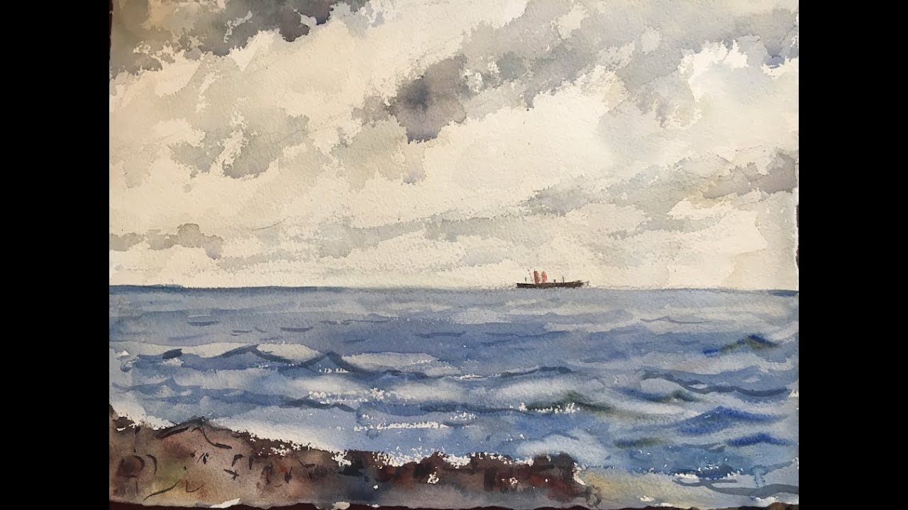 Winslow Homer Watercolors