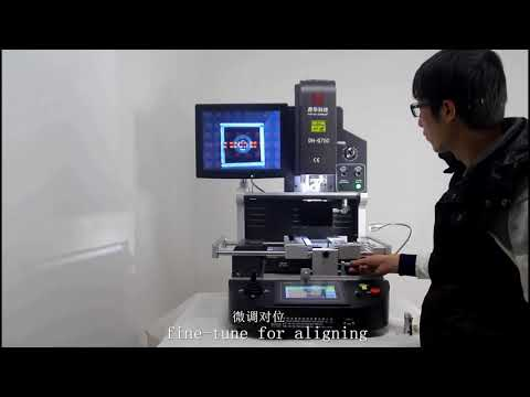 Dinghua DH-750 Samsung Panasonic LED TV Repair Station Used For Factory, Lab Of University Etc.
