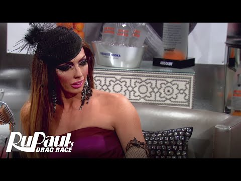RuPaul's Drag Race Season 5: Alyssa, Jade, Coco. Back rolls?! - Logo TV