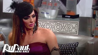 RuPaul's Drag Race Season 5: Alyssa, Jade, Coco. Back rolls?! - Logo TV