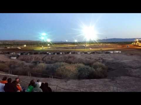 Mohave valley raceway mini stock heat 2 3/26/2016