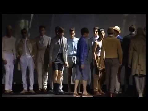 London Fashion Week | 25th Anniversary Man's Story Fashion S