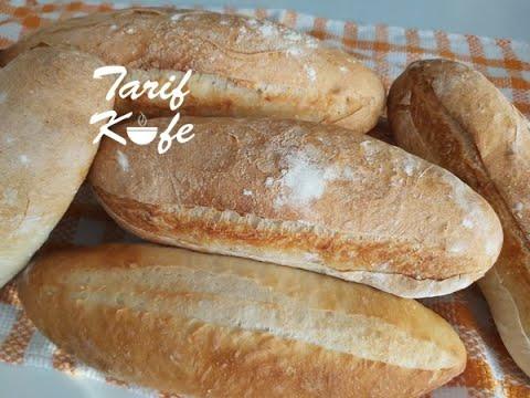 Halk Ekmeği Tadında EKMEK TARİFİ