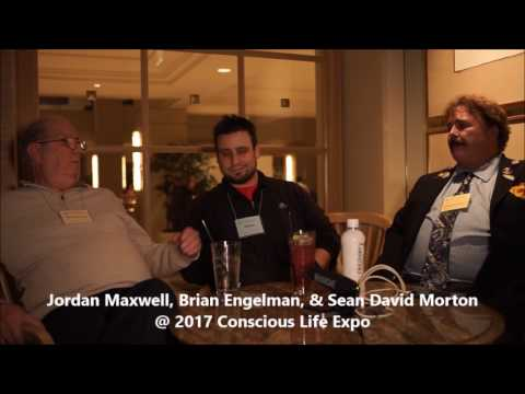 Jordan Maxwell, Sean David Morton, & Brian Engelman Talk @ 2