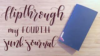 Flip Through | My Fourth Junk Journal