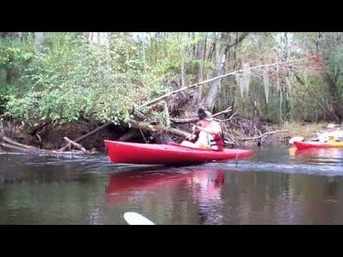 Lumber River Hang Up