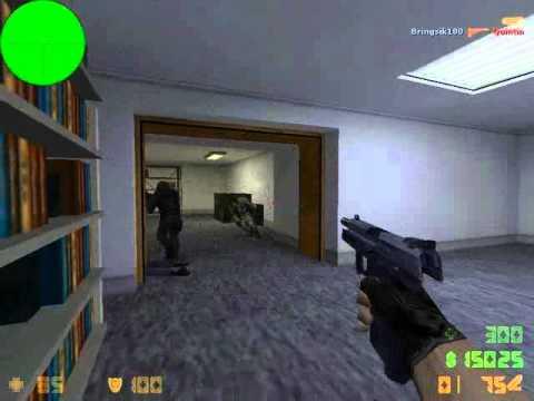 игра контр страйк 1.6 на компьютер