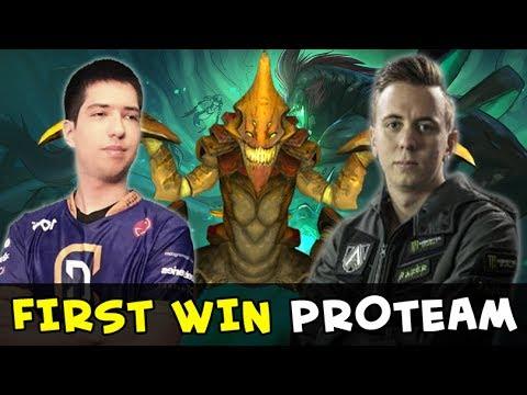 First Siltbreaker win by pro team