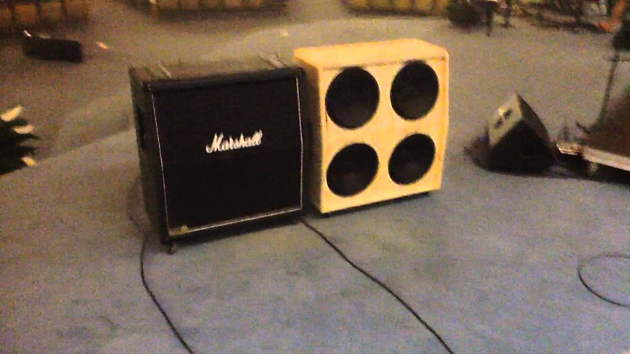 ss ampeg back cabinet speaker mission jackson stereo closed ampworks frfr guitar vintage wgs engineering shagreen amp